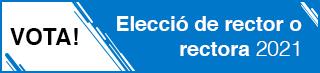 Eleccions Rector 2021