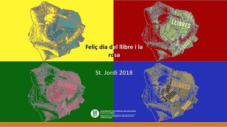 St. Jordi 2018