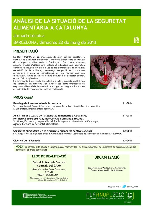 BCN seguretat alimentaria