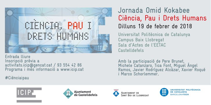 jornada Ciència, Pau i Drets Humans