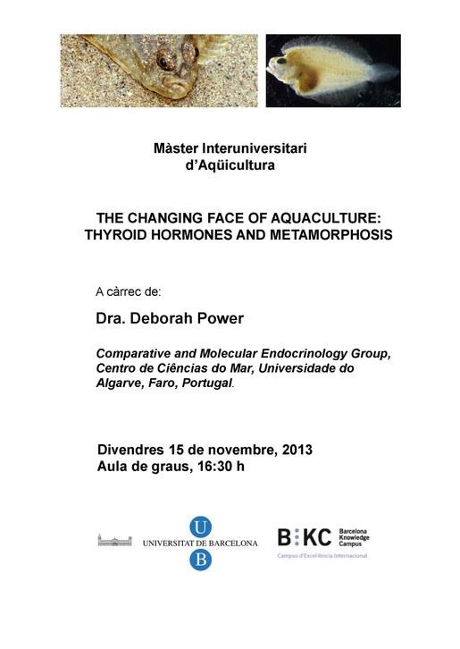 conferencia aqüicultura