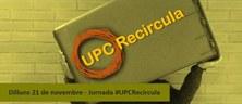 21 de novembre de 2016 - 1a Jornada #UPCRecircula